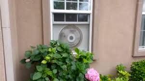 air king whole house fan airking 9155 whole house window fan demo youtube