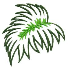 jungle leaf template free download clip art free clip art on