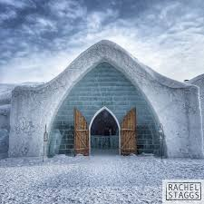 Hotel De Glace Canada Photo Of The Day Hotel De Glace Quebec Canada