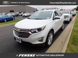 2018 new chevrolet equinox truck 4dr suv premier awd at chevrolet