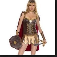 Roman Halloween Costumes 63 Music Legs Roman Woman Warrior Halloween Costume