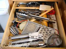 The Organized Home by The Good Wife The Organized Kitchen Part 3 The Utensil Drawer