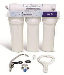 Alkaline Water Filter  Under Sink Compact Style PHUC  PH - Kitchen sink water filter