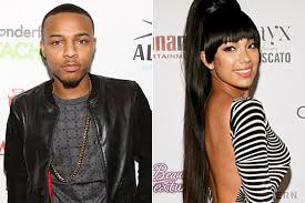 erica mena hair bow wow is engaged to erica mena see her ring photo