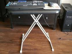 4 foot adjustable height table lifetime 4 foot adjustable height folding table 3d models thingiverse