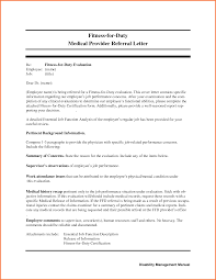 Bio Letter Sample 100 Referral Cover Letter Examples Simple Cover Letter