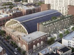 The Armories Winter Garden - crown heights armory developer grilled at council hearing