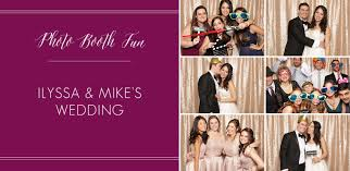 photo booth rental nj nj photo booth rental ilyssa and mike