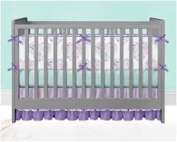 Teal And Purple Crib Bedding Mermaid Love Crib Bedding U2013 Modified Tot