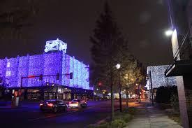 automobile alley christmas lights tabulous design lighting up okc automobile alley oklahoma city