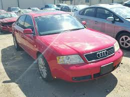 pink audi a6 auto auction ended on vin waued64b9yn097476 2000 audi a6 2 7t qu