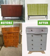 Upcycling Furniture - upcycling projects from oxfam home