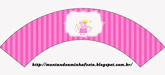 peppa pig fairy invitations and free party printables is it
