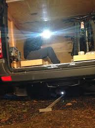 installing an espar heater in a sprinter camper van traipsing about