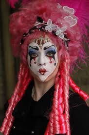 how to create a queen of hearts face paint design facepaint com