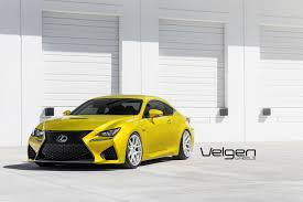 lexus rcf lexus rcf on 19 u0027 u0027 vmb5 velgen wheels