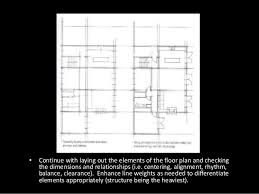 how to create a floor plan in powerpoint basic drafting week 10 powerpoint drafting the house floor plan