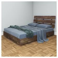 Target Platform Bed Platform Bed Intended For Nocce Size Truffle Nexera