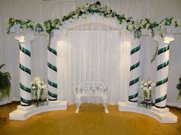 easy pretty tulle wedding decor chair backs stair railings she