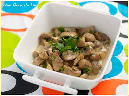 cuisiner des rognons une faim de loup rognons de veau sauce madère une recette de