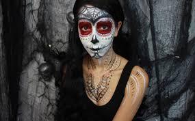 best halloween makeup for sugar skull sugar skull halloween costume ideas