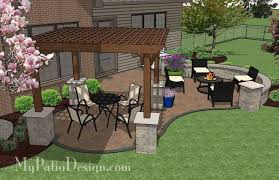 Patio Designs Photos Designs For Backyard Patios 1000 Ideas About Backyard Patio