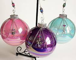 unicorn ornaments etsy