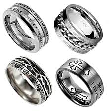 bible verse rings discovering the of god ring for men side cross necklaces