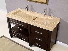 Small Double Sink Bathroom Vanity - bathroom amusing double faucet bathroom sink trough bathroom sink