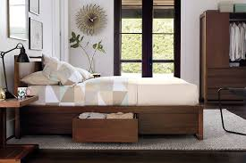 Recommended Bedroom Size Best Storage Beds Apartment Therapy