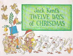 vintage books my kid kent s twelve days of