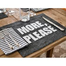 appetizing phrase placemats handmade placemates uncommongoods