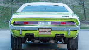 Dodge Challenger Mods - 1970 dodge challenger resto mod t202 houston 2014