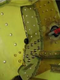 beech spar carry through doubler 58 4008 avstar aircraft of