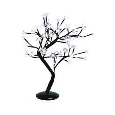 sterling inc 92411044od 18 battery operated lighted bonsai tree
