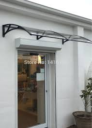 12 Awning Glass Canopy Over Front Door Dome Awning Front Door Glass Canopy