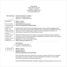 exle resume for sle federal resume federal resume templates template free word
