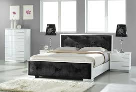 Black And White Bedroom Decor by White Bedroom Dark Furniture Vivo Furniture