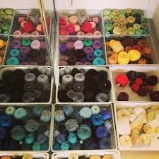 Storage Ideas For Craft Room - the world u0027s best yarn storage idea knits for life
