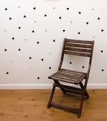 3 u0027 u0027 triangle wall decal triangles vinyl stickers by etagadesigns
