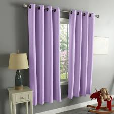 Navy Blue Blackout Curtains Walmart by Interior Beautiful Lavender Blackout Curtains For Window Decor