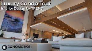 cinematic luxury tour marquis miami condo interior design youtube