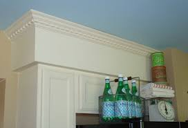 added inexpensive big impact crown molding
