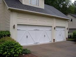 steel carriage garage doors sturdi bilt steel faced carriage house