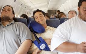 this travel pillow will help you fall asleep when you u0027re in the
