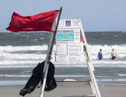 Beach Red Flag Delaware Man 42 Reportedly Bit On Foot In Myrtle Beach Sc Surf