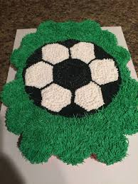 soccer cake ideas soccer cupcake cake cupcake ideas