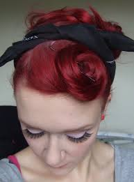 stay beautiful robyn u0027s rockin retro 3 cheaters pin up hair