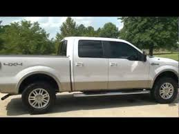 used ford trucks for sale in tennessee 2010 ford f150 king ranch 4wd navigation white used for sale tn