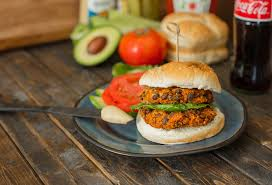 day after thanksgiving sweet potato black bean burgers ifit